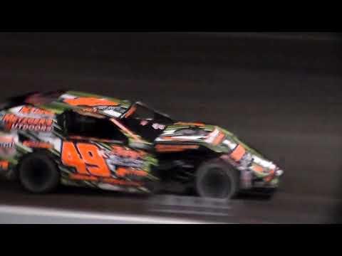 Modified Amain @ Hancock County Speedway 08/18/17