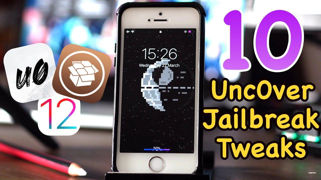 XenHTML | Unc0ver Jailbreak Tweaks | iOS 12 0 - 12 1 2 | Mar Wk4 by YomiTosh