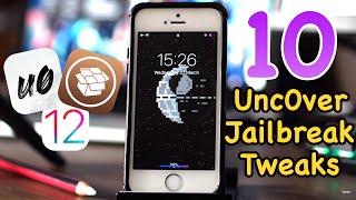 Top 10 BEST LockScreen Widgets! Xen HTML! Episode 1 (unc0ver