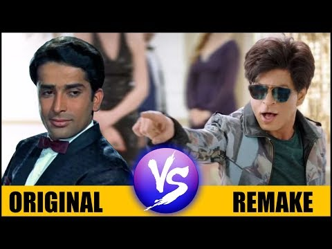 Original vs Remake - Which Bollywood Song do you like the most?