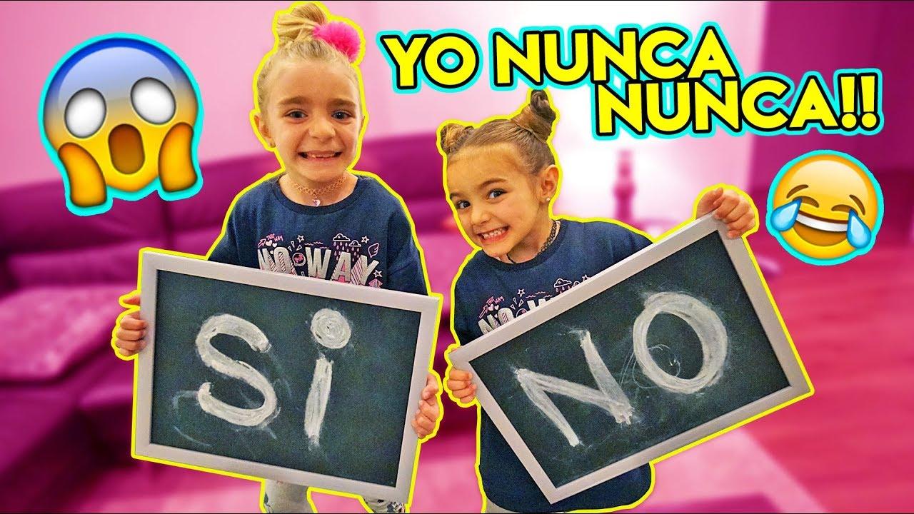 YO NUNCA NUNCA EN EL COLEGIO!!! Las Ratitas