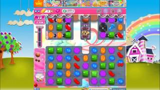 Candy Crush Saga Level 1130 (No Boosters)