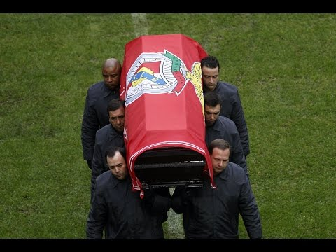 Eusebio - UEFA Champions League Final Feature on FOX