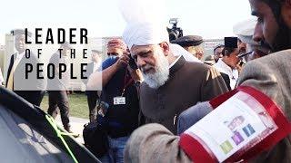 Caliph prepares site for over 30,000 Ahmadi Muslims