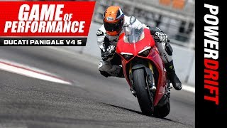 Ducati Panigale V4 S : The best superbike on Earth : PowerDrift