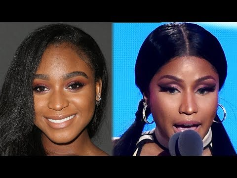 Normani THANKS Nicki Minaj For Standing Up For 5H During the VMAs Mp3
