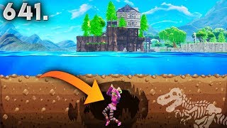 *SECRET* UNDER LOOT LAKE SPOT..!!! Fortnite Funny WTF Fails and Daily Best Moments Ep.641