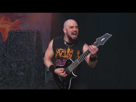 SOULFLY - Full Set Performance - Bloodstock Open Air 2019