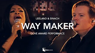 Leeland, Sinach & Mandisa - Way Maker   Live From The Dove Awards 2020