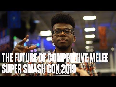 Wizzrobe breaks down how he juggles three Smash titles