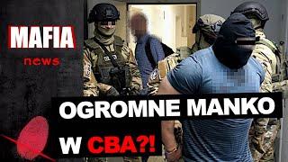 OGROMNE MANKO W CBA. ZATRZYMANY SZEF MAFII LEKOWEJ | Mafia News