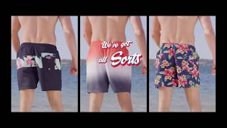 We've got all sorts of SHORTS Summer 2019 Ad #02
