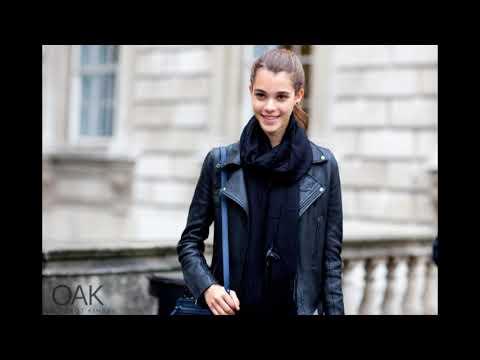 Pauline Hoarau Street wear / Street Snap / Fashion Recommend to you