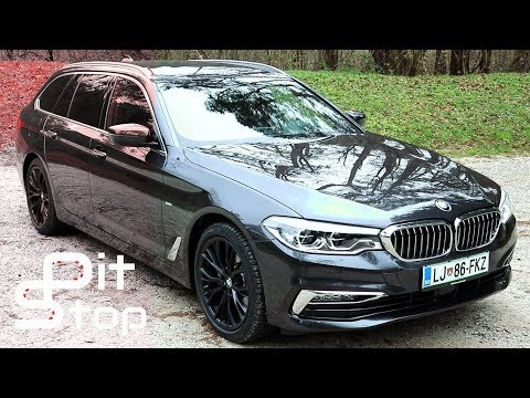 2019 Bmw 520d Touring Xdrive Review