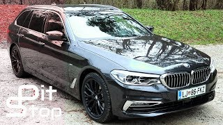 2019 BMW 520d Touring Xdrive review