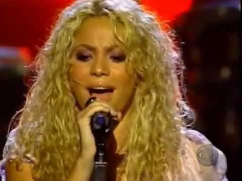 Shakira - Que Me Quedes Tú (Live Latin Grammy's 2002) mp3