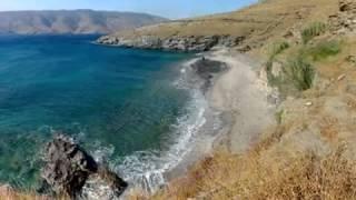 ΑΝΔΡΟΣ ΠΑΡΑΛΙΕΣ  - ANDROS ISLAND GREECE BEACHES