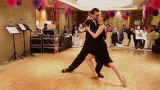 """Antimo y Evelyn bailan """"Recuerdo"""""""