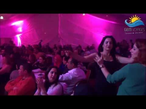 Soirée Top VIP Chamseddine Bacha & Hedi Donia & Feyza Mahersi 25/03/2017
