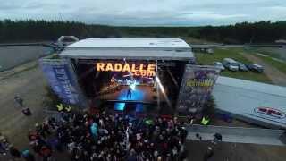 RADALLE.com Kemora Juhannus 2014
