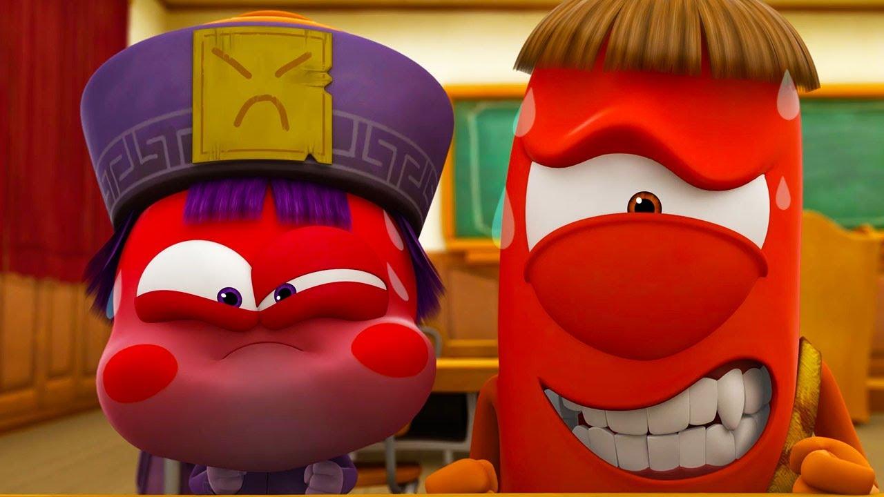 KongKong and Kebi Outsmart Cula | Spookiz | Cartoons for Kids
