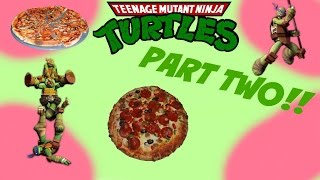 Teenage Mutant Ninja Turtles Surprise Minis unboxing part 2