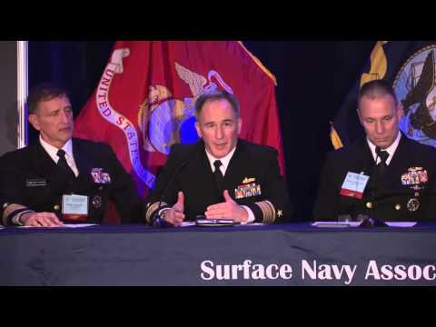 Ship Maintenance Panel at Surface Navy 2016