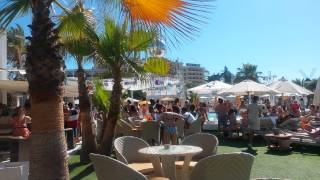 Kisstory Pool Party at Ocean Beach Hotel, Ibiza