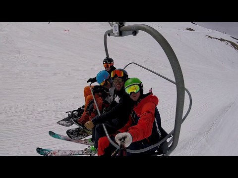 One day in Les Deux Alpes // season 16-17 ep.4