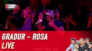 Gradur Rosa Live C Cauet sur NRJ