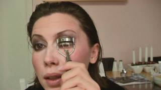 Večernja šminka 1 - profesionalno šminkanje
