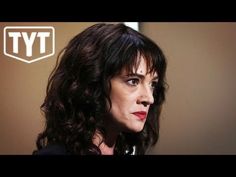 Asia Argento Paid Off Her Alleged Sexual Assault Victim