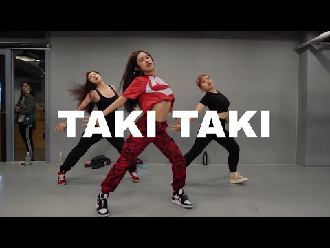 Taki Taki - DJ Snake ft. Selena Gomez, Ozuna, Cardi B /Minyoung Park Choreography