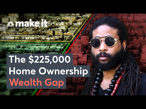 Homeownership And America's Growing Wealth Gap