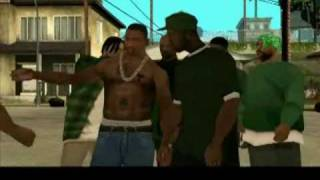 GTA San Andreas music viedo (Cypress Hill,Another Body Drops)