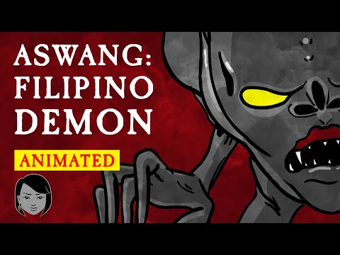 Download Aswang: The Tale of Maria Labo | Stories With Sapphire | Animated Scary Story Time