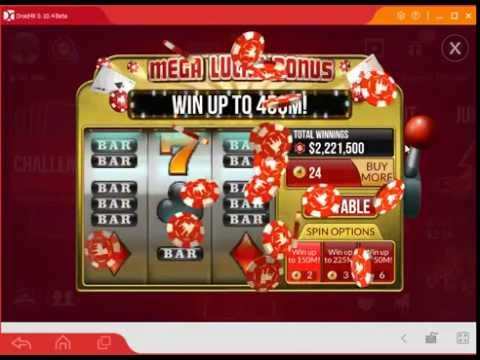 Zynga poker Mega Lucky Bonus 10-2016 - YouTube