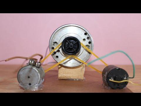 Free Energy Flywheel Generator