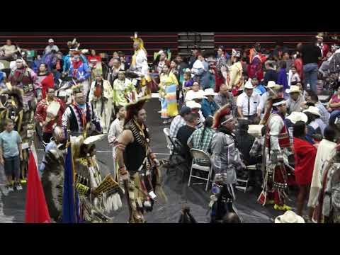 2018 Pawnee Indian Veterans Homecoming Powwow (4 Inter-tribals)