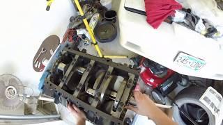 How to install crankshaft and main caps (With Torque Specs!) For GM LS Gen3 motors