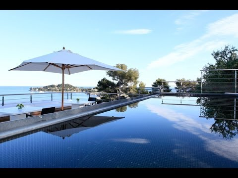 Exclusive contemporary villa in St Jean Cap Ferrat - FHF75
