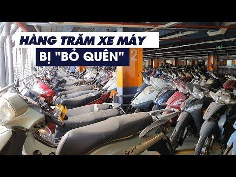 Đau đầu Vì Hàng Trăm Xe Máy Bị Bỏ Quên ở Sân Bay Tân Sơn Nhất