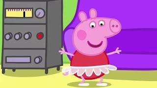 Peppa Pig Nederlands Compilatie Nieuwe Afleveringen   Mamma Gris på jobb   Tekenfilm   Peppa de Big