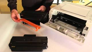 How to Replace Toner Samsung MLTD103L for Samsung ML2955DW or Similar Models