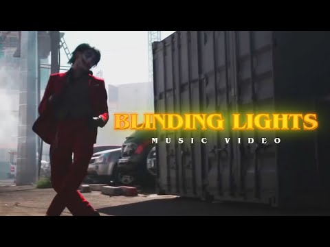The Weeknd - Blinding Lights (Official Video) -  Film