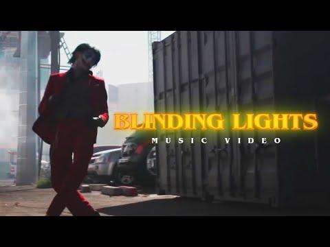 The Weeknd - Blinding Lights | Joker Music Video