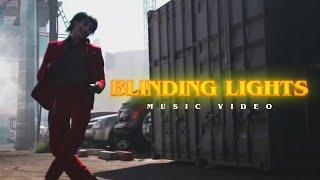 The Weeknd - Blinding Lights   Joker Music Video