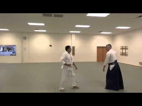 Aikido Atemi Against Tsuki II