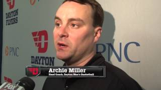 Archie Miller On Recruiting