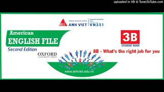 Скачать American English File Second Edition 3B 8B What S The Right Job For You